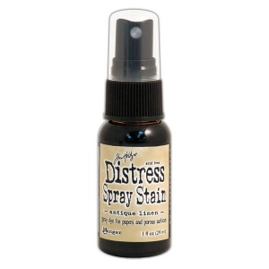Ranger - Tim Holtz - Distress Spray Stains 1oz - Antique Linen