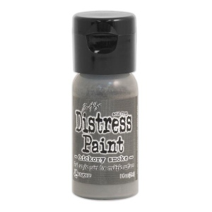 Ranger - Tim Holtz - Distress Paint Flip Cap - Hickory Smoke