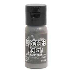 Ranger - Tim Holtz - Distress Paint Flip Cap - Hickory Smoke
