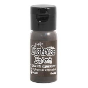 Ranger - Tim Holtz - Distress Paint Flip Cap - Ground Espresso