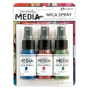Ranger - Dina Wakley Media - Mica Sprays