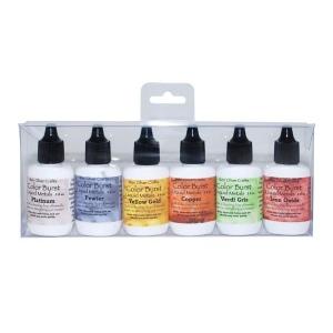 Ken Oliver - Color Burst 6 Pack Set - Liquid Metals - Heavy Metals