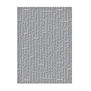 Spellbinders - Embossing Folders - Seth Apter - Maze