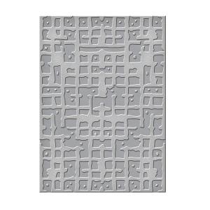 Spellbinders - Embossing Folders - Seth Apter - Gridiron