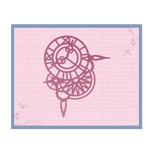 Couture Creations - Impression Die - Timeless Die