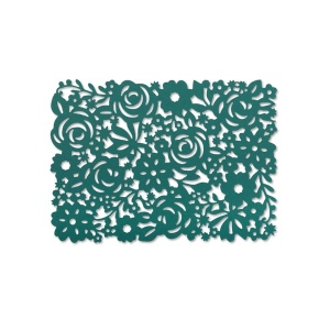 Sizzix - Thinlits Die - Floral Panel by Brenda Walton