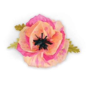 Sizzix - Thinlits Die Set 4 Pack - Large Poppy by Brenda Walton