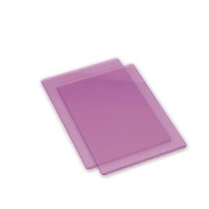 Sizzix - Cutting Pads - Standard - 1 Pair Lilac