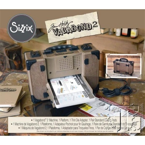 Sizzix - Tim Holtz Alterations - Vagabond 2 Machine - US Version