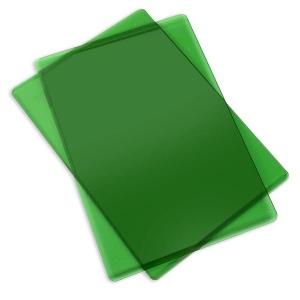 Sizzix - Cutting Pads - Standard - 1 Pair Apple Green