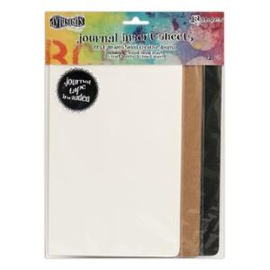 Ranger - Dyan Reaveley - Dylusions Journal Insert Sheets Assortment  - Small