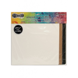 Ranger - Dyan Reaveley - Dylusions Journal Insert Sheets Assortments - Square