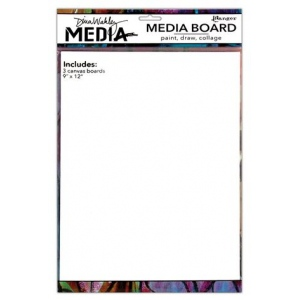 Ranger - Dina Wakley Media - Media Board - 9 x 12 - 3 Pack