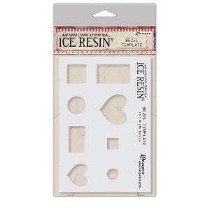 Ranger - ICE Resin - Bezel Template