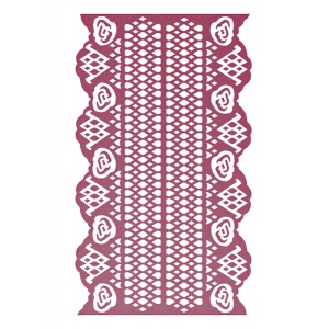 Couture Creations - Magnolia Lace Embossing Folder