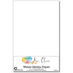 Canvas Corp - Ken Oliver - Water-Media Paper - 11x17