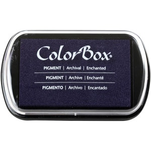 Clearsnap - ColorBox Classic Pigment Inkpad - Enchanted
