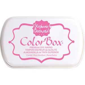 Clearsnap - ColorBox Premium Dye Ink by Stephanie Barnard - Candy