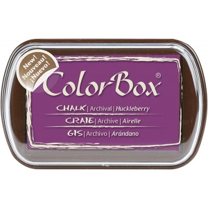 Clearsnap - ColorBox Chalk Inkpad - Huckleberry