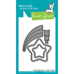 Lawn Fawn - Lawn Cuts - Shooting Star Dies