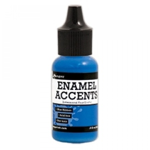 Ranger - Enamel Accents - Blue Ribbon
