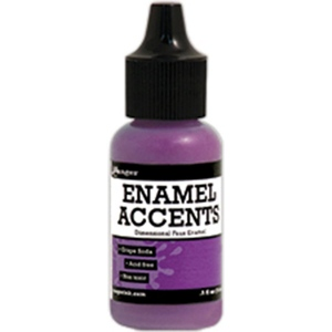 Ranger - Enamel Accents - Grape Soda