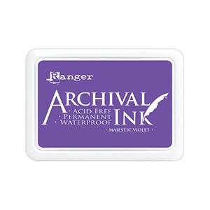Ranger - Archival Ink Pad - Majestic Violet