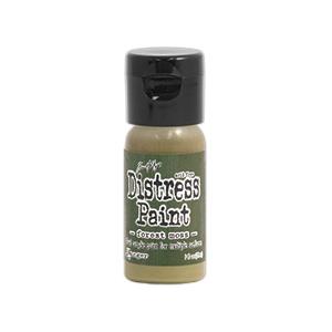 Ranger - Tim Holtz - Distress Paint Flip Cap - Forest Moss