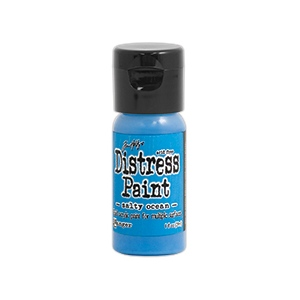 Ranger - Tim Holtz - Distress Paint Flip Cap - Salty Ocean