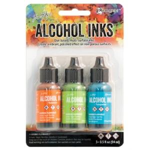 Ranger - Tim Holtz - Alcohol Ink Kit - Spring Break