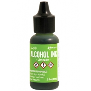 Ranger - Tim Holtz - Alcohol Ink - Open Stock  - Limeade