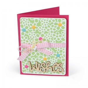 Sizzix - Thinlits Die Set - 2 Pack - Flower Power by Stephanie Barnard
