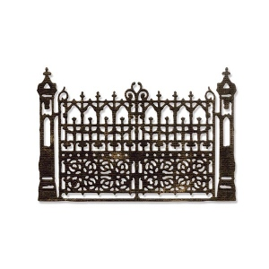 Sizzix - Tim Holtz Alterations - Thinlits Die - Gothic Gate