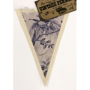 Canvas Corp - Vintage Pennant - Toile