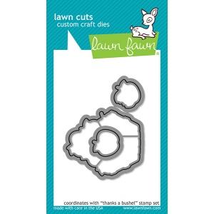 Lawn Fawn - Lawn Cuts - Thanks a Bushel Dies