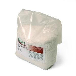 Natural Pigments Aluminum Sulfate (Alum) 1 kg - Color: White crystalline powder