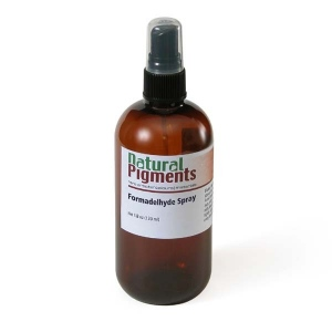 Natural Pigments Formaldehyde 8 fl oz