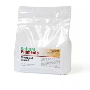 Natural Pigments Traditional Silverpoint Ground 500 g