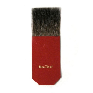 Natural Pigments Square Gilders Tip 35 mm - Hair Width: 35 mm (1.38 in.); Hair Length: 40 mm (1.5 in.)