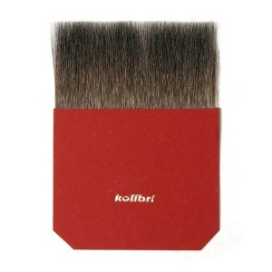 Natural Pigments Square Gilders Tip 75 mm - Hair Width: 75 mm (2 7/8 in.); Hair Length: 40 mm (1.5 in.)