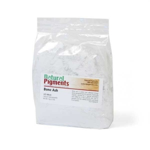 Natural Pigments Bone Ash (325 Mesh) 1 kg