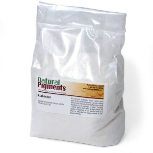 Natural Pigments Alabaster 1 kg