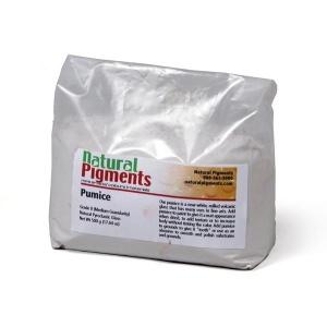 Natural Pigments Pumice (Medium Grade) 500 g