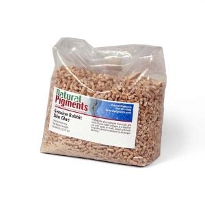 Natural Pigments Genuine Rabbit Skin Glue 500 g - Source: Rabbit hides