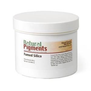 Natural Pigments Fumed Silica (quart)