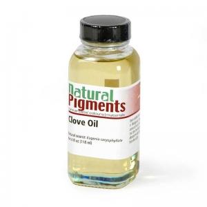 Natural Pigments Clove Oil 100 ml - Source: Eugenia caryophyllata