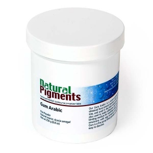 Natural Pigments Gum Arabic (Powder) 250 g