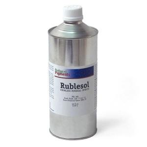 Natural Pigments Rublesol Odorless Mineral Spirits 32 fl oz