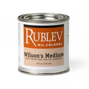 Natural Pigments Wilson's Medium 8 fl oz