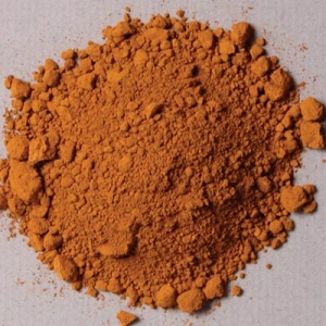 Natural Pigments Natural Yellow Oxide  5 kg - Color: Yellow